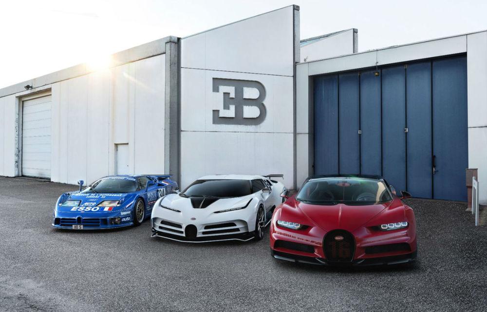 """Bugatti refuză cererile pentru modele speciale din partea clienților: """"Feedback-ul este important, dar noi stabilim strategia"""" - Poza 1"""