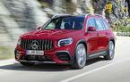 Mercedes a prezentat noul AMG GLB 35 4Matic: SUV-ul compact cu șapte locuri oferă 306 CP și accelerează de la 0 la 100 km/h în 5.2 secunde