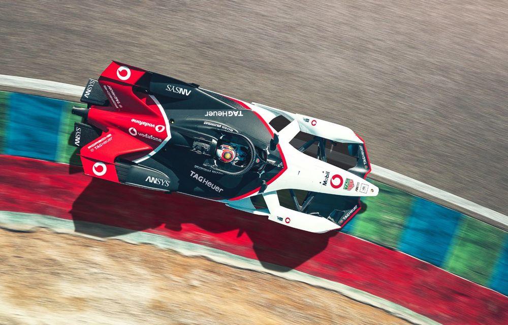 Porsche a prezentat noul monopost de Formula E 99X Electric: nemții vor debuta în competiția de electrice în sezonul 2019-2020 - Poza 4