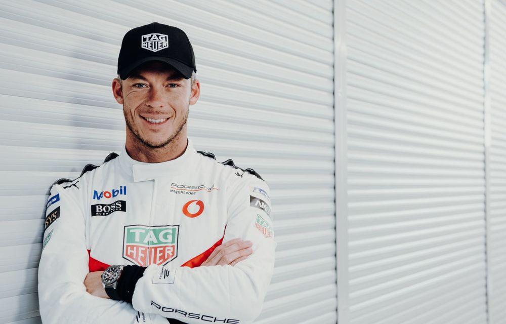 Porsche a prezentat noul monopost de Formula E 99X Electric: nemții vor debuta în competiția de electrice în sezonul 2019-2020 - Poza 21
