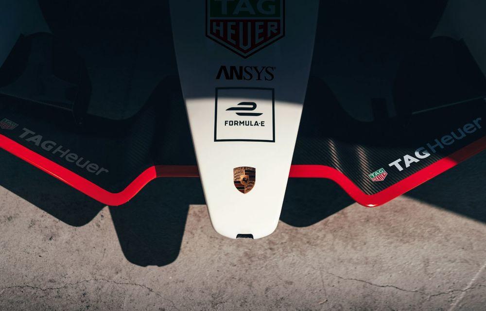 Porsche a prezentat noul monopost de Formula E 99X Electric: nemții vor debuta în competiția de electrice în sezonul 2019-2020 - Poza 18