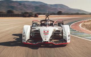 Porsche a prezentat noul monopost de Formula E 99X Electric: nemții vor debuta în competiția de electrice în sezonul 2019-2020