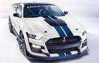 Pachete de performanță pentru Shelby GT500: până la 1.200 CP mulțumită americanilor de la Hennessey