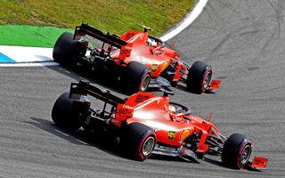 Ferrari a dominat antrenamentele de la Spa-Francorchamps: Leclerc și Vettel, cei mai rapizi