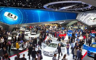 Probleme la Salonul Auto de la Frankfurt: amenințări cu proteste masive împotriva industriei auto