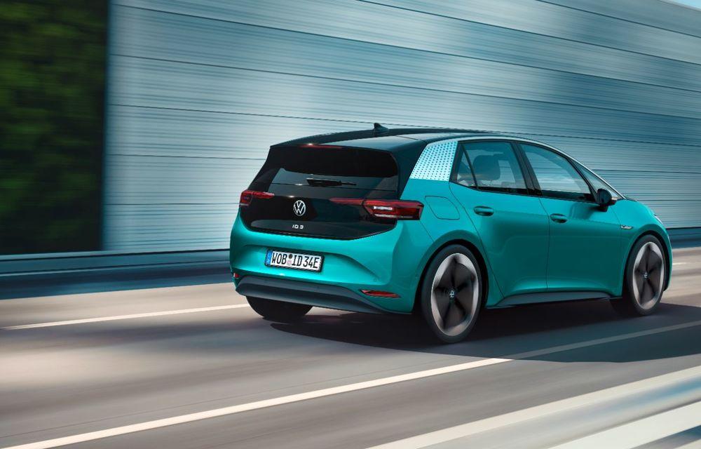 Am văzut noul Volkswagen ID.3 înaintea tuturor: toate detaliile despre revoluția electrică VW - Poza 8
