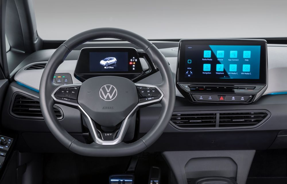 Am văzut noul Volkswagen ID.3 înaintea tuturor: toate detaliile despre revoluția electrică VW - Poza 77