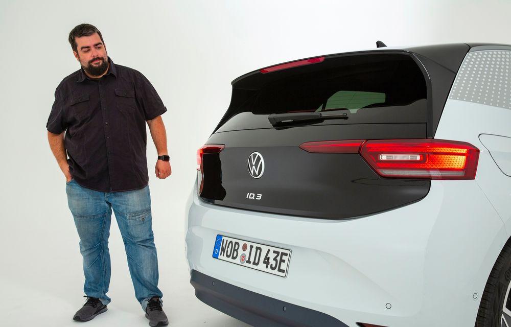Am văzut noul Volkswagen ID.3 înaintea tuturor: toate detaliile despre revoluția electrică VW - Poza 2