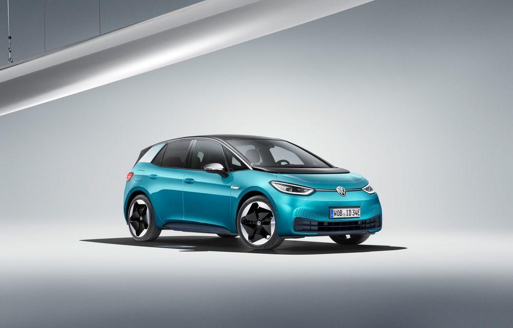 Am văzut noul Volkswagen ID.3 înaintea tuturor: toate detaliile despre revoluția electrică VW - Poza 93