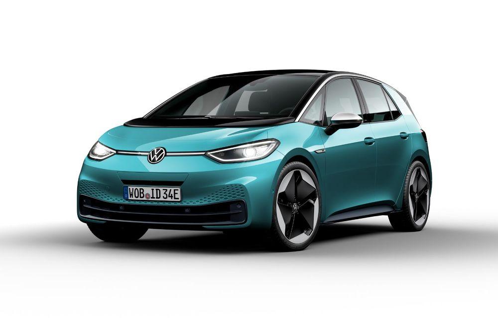 Am văzut noul Volkswagen ID.3 înaintea tuturor: toate detaliile despre revoluția electrică VW - Poza 19