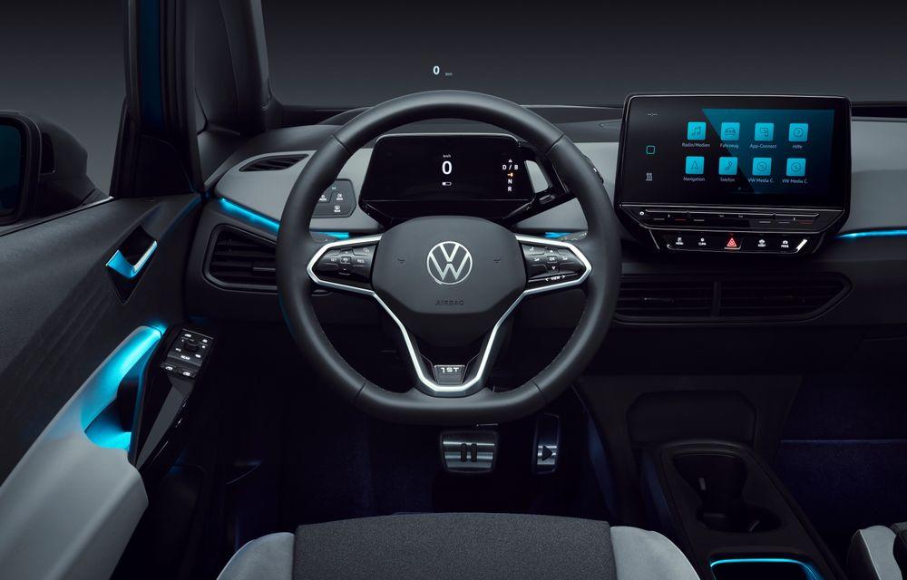 Am văzut noul Volkswagen ID.3 înaintea tuturor: toate detaliile despre revoluția electrică VW - Poza 103