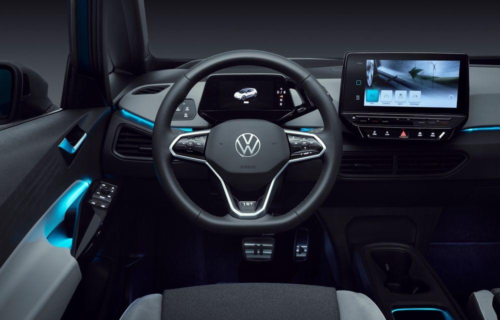 Am văzut noul Volkswagen ID.3 înaintea tuturor: toate detaliile despre revoluția electrică VW - Poza 99