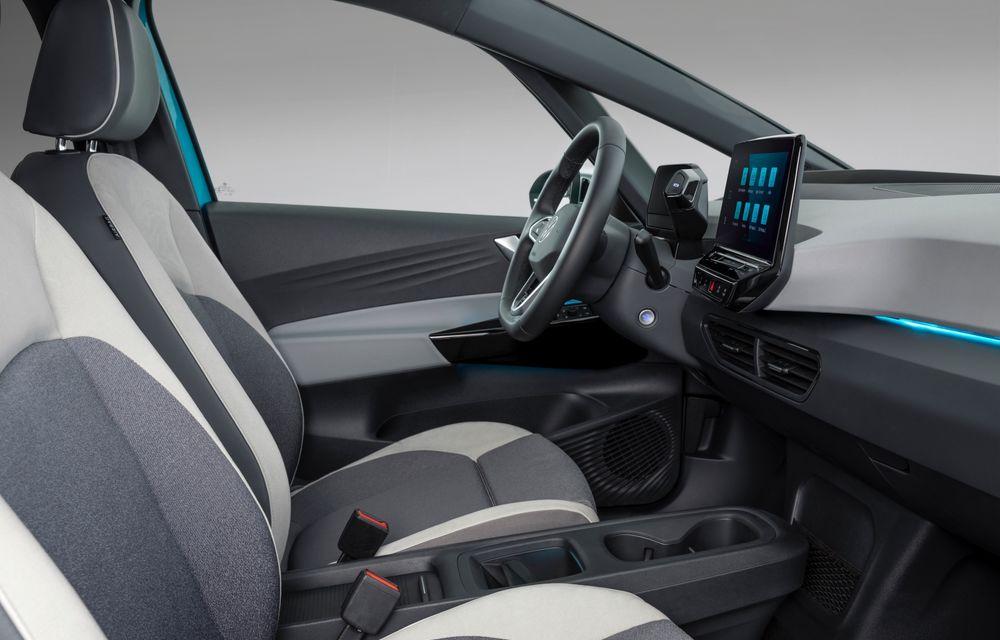 Am văzut noul Volkswagen ID.3 înaintea tuturor: toate detaliile despre revoluția electrică VW - Poza 75