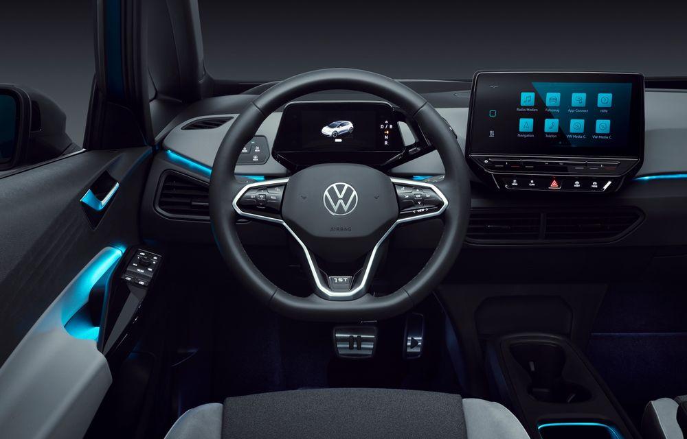 Am văzut noul Volkswagen ID.3 înaintea tuturor: toate detaliile despre revoluția electrică VW - Poza 102
