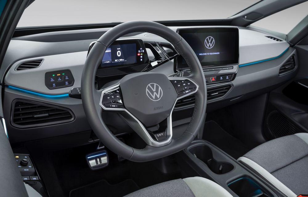 Am văzut noul Volkswagen ID.3 înaintea tuturor: toate detaliile despre revoluția electrică VW - Poza 74