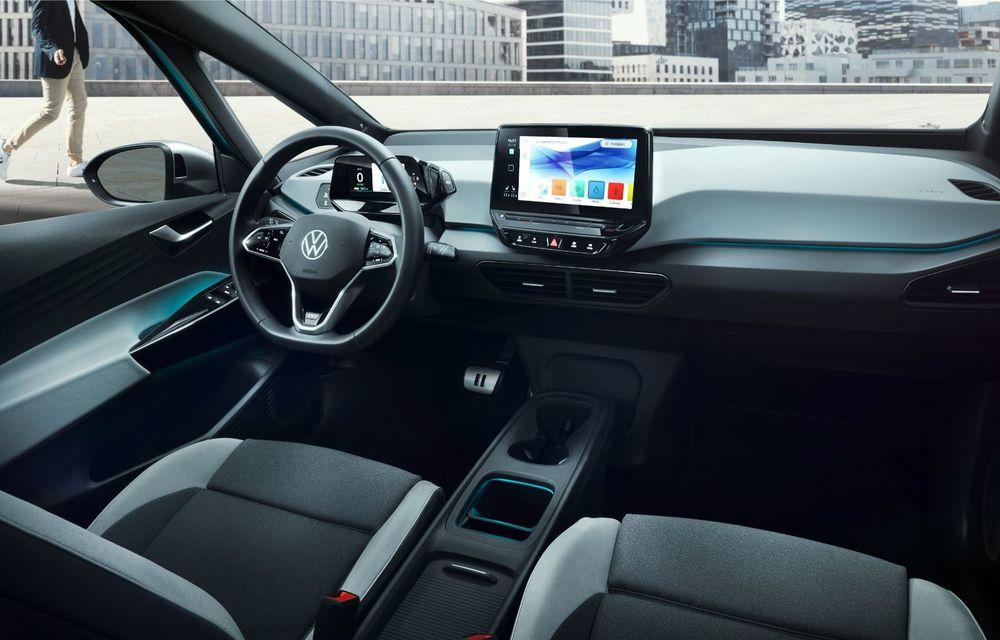 Am văzut noul Volkswagen ID.3 înaintea tuturor: toate detaliile despre revoluția electrică VW - Poza 23