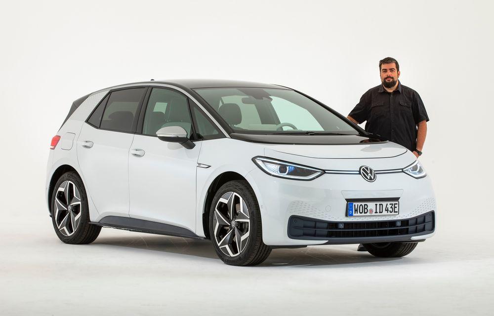 Am văzut noul Volkswagen ID.3 înaintea tuturor: toate detaliile despre revoluția electrică VW - Poza 1