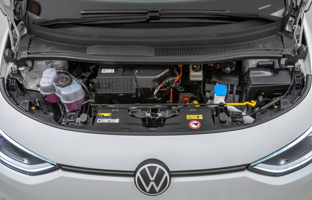 Am văzut noul Volkswagen ID.3 înaintea tuturor: toate detaliile despre revoluția electrică VW - Poza 31