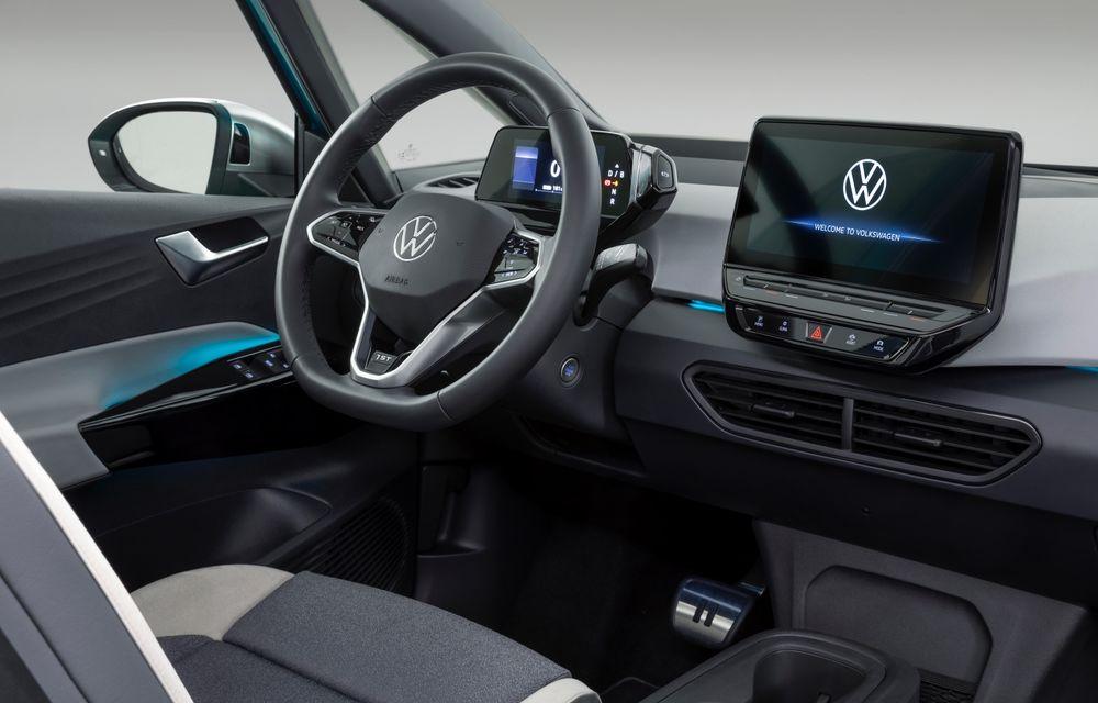 Am văzut noul Volkswagen ID.3 înaintea tuturor: toate detaliile despre revoluția electrică VW - Poza 76