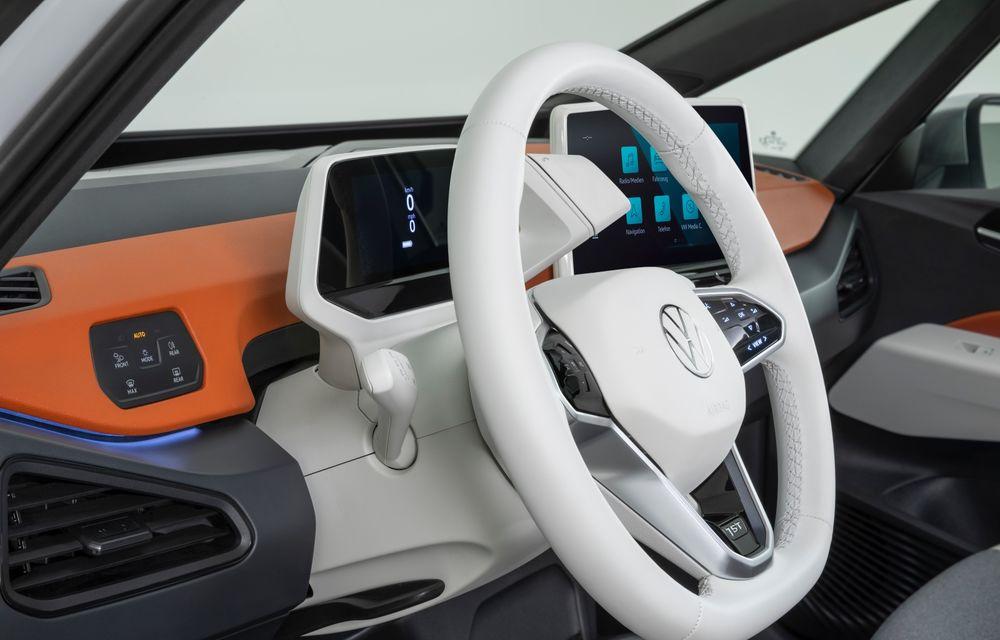 Am văzut noul Volkswagen ID.3 înaintea tuturor: toate detaliile despre revoluția electrică VW - Poza 46