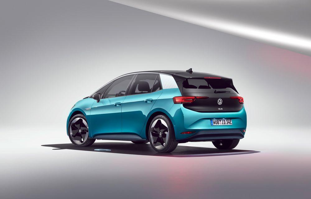 Am văzut noul Volkswagen ID.3 înaintea tuturor: toate detaliile despre revoluția electrică VW - Poza 96