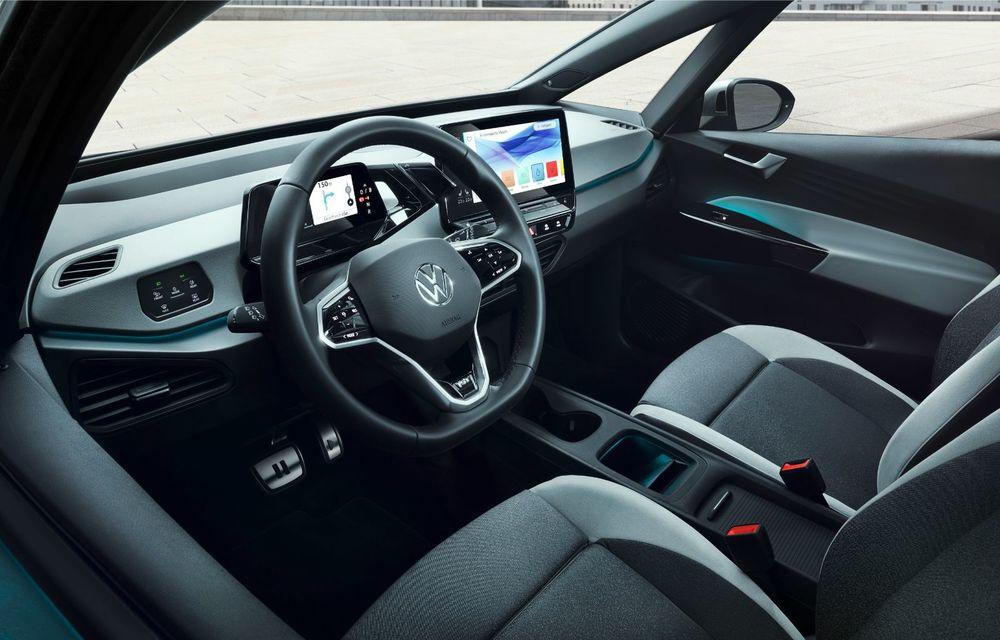 Am văzut noul Volkswagen ID.3 înaintea tuturor: toate detaliile despre revoluția electrică VW - Poza 24