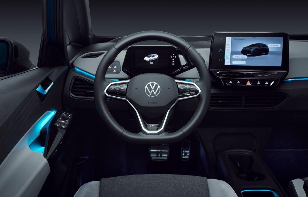 Am văzut noul Volkswagen ID.3 înaintea tuturor: toate detaliile despre revoluția electrică VW - Poza 100