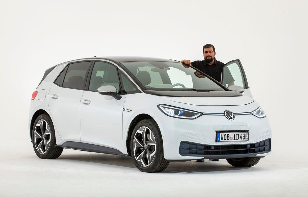 Am văzut noul Volkswagen ID.3 înaintea tuturor: toate detaliile despre revoluția electrică VW - Poza 109