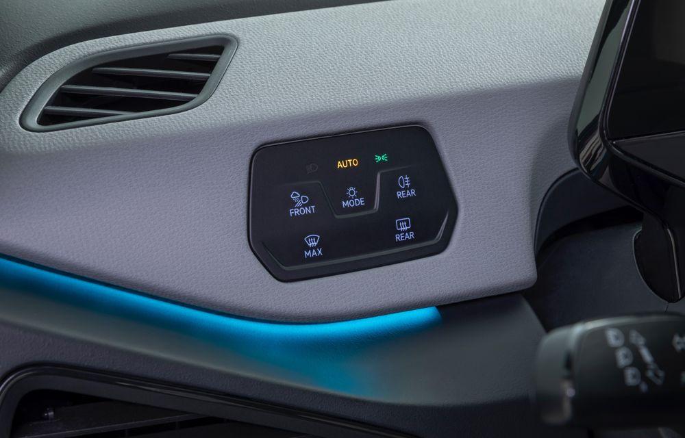 Am văzut noul Volkswagen ID.3 înaintea tuturor: toate detaliile despre revoluția electrică VW - Poza 90