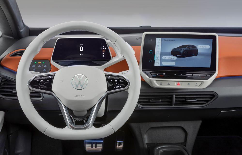 Am văzut noul Volkswagen ID.3 înaintea tuturor: toate detaliile despre revoluția electrică VW - Poza 50