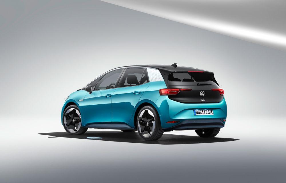 Am văzut noul Volkswagen ID.3 înaintea tuturor: toate detaliile despre revoluția electrică VW - Poza 95