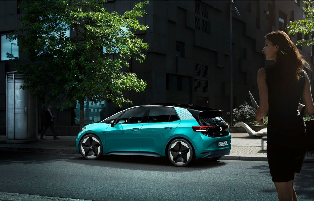 Am văzut noul Volkswagen ID.3 înaintea tuturor: toate detaliile despre revoluția electrică VW - Poza 16
