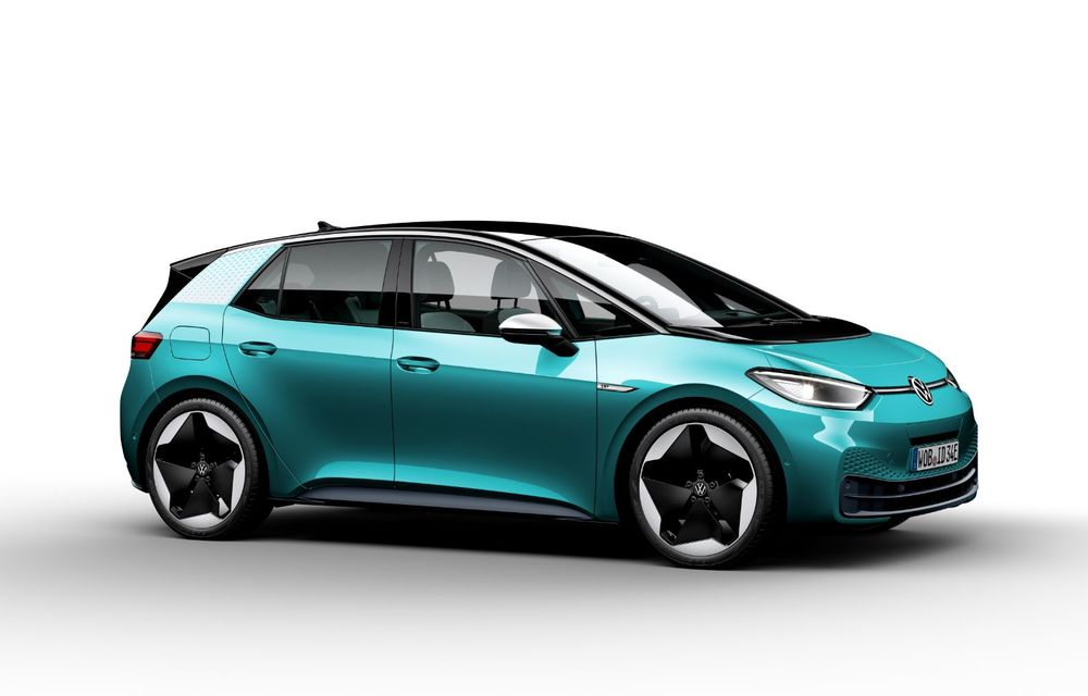 Am văzut noul Volkswagen ID.3 înaintea tuturor: toate detaliile despre revoluția electrică VW - Poza 18