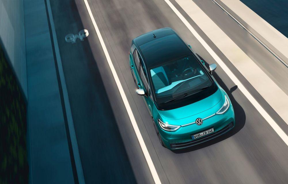 Am văzut noul Volkswagen ID.3 înaintea tuturor: toate detaliile despre revoluția electrică VW - Poza 9