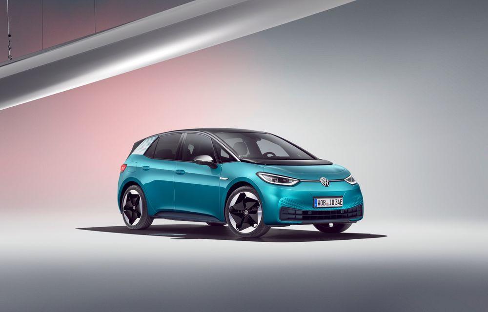 Am văzut noul Volkswagen ID.3 înaintea tuturor: toate detaliile despre revoluția electrică VW - Poza 94