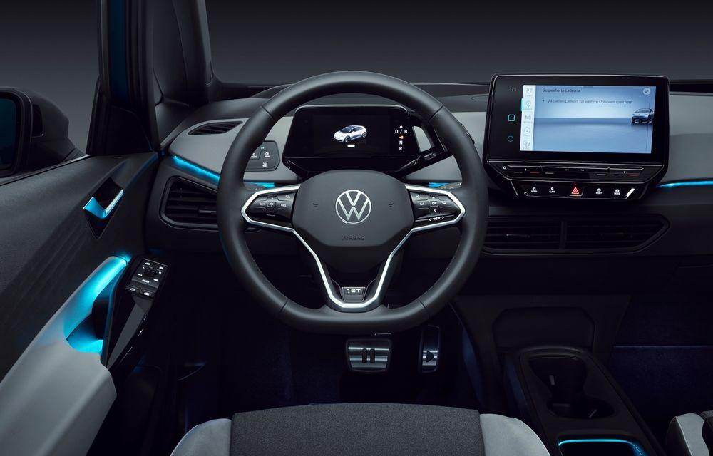 Am văzut noul Volkswagen ID.3 înaintea tuturor: toate detaliile despre revoluția electrică VW - Poza 101