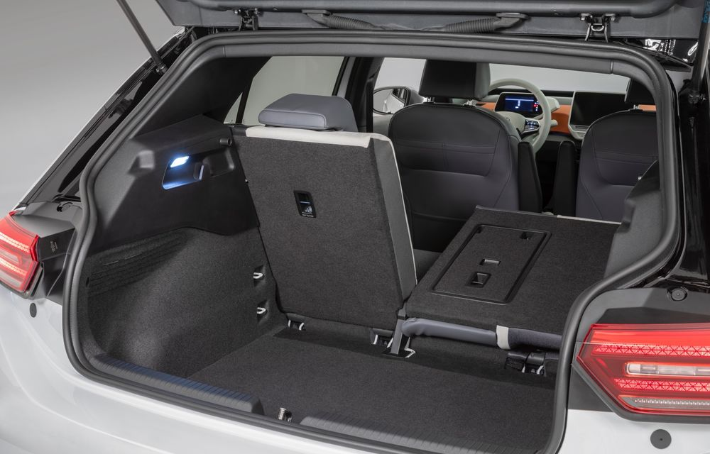 Am văzut noul Volkswagen ID.3 înaintea tuturor: toate detaliile despre revoluția electrică VW - Poza 63