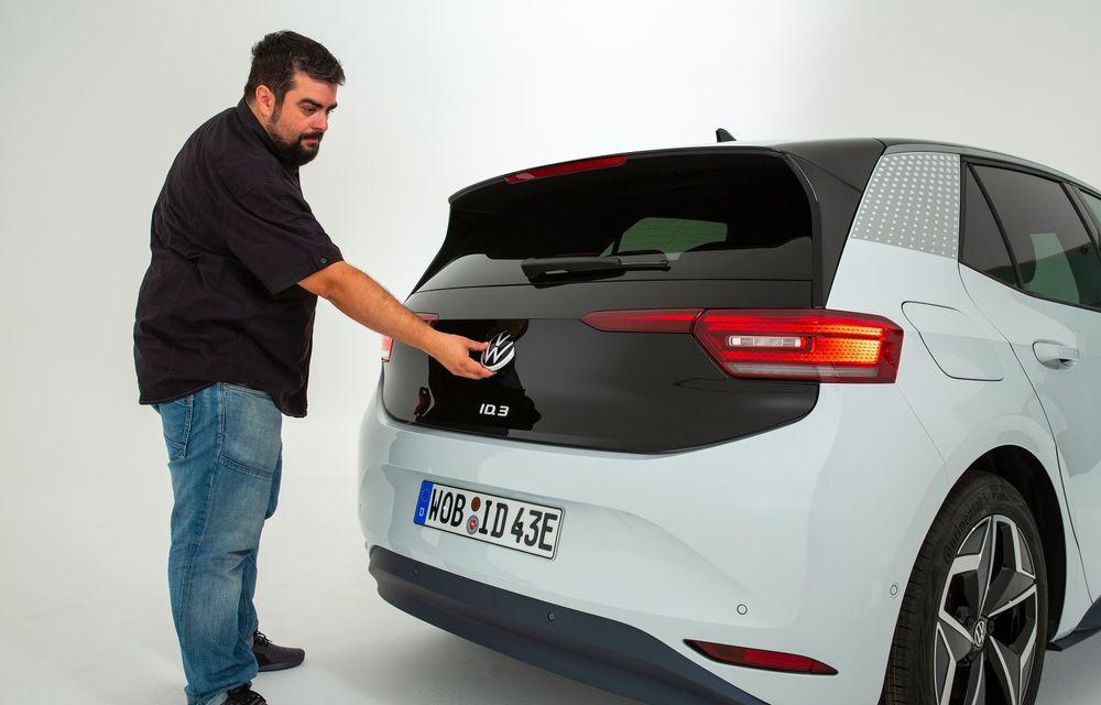 Am văzut noul Volkswagen ID.3 înaintea tuturor: toate detaliile despre revoluția electrică VW - Poza 3