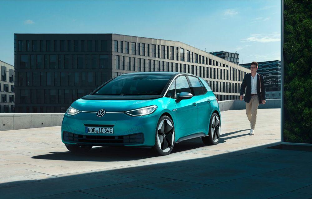 Am văzut noul Volkswagen ID.3 înaintea tuturor: toate detaliile despre revoluția electrică VW - Poza 13