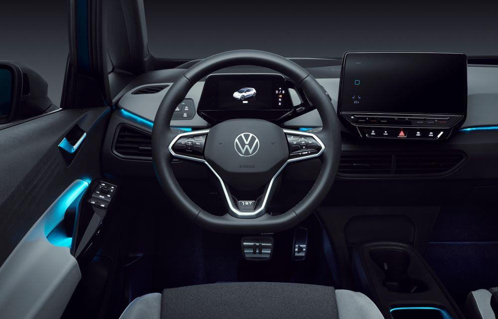 Am văzut noul Volkswagen ID.3 înaintea tuturor: toate detaliile despre revoluția electrică VW - Poza 98