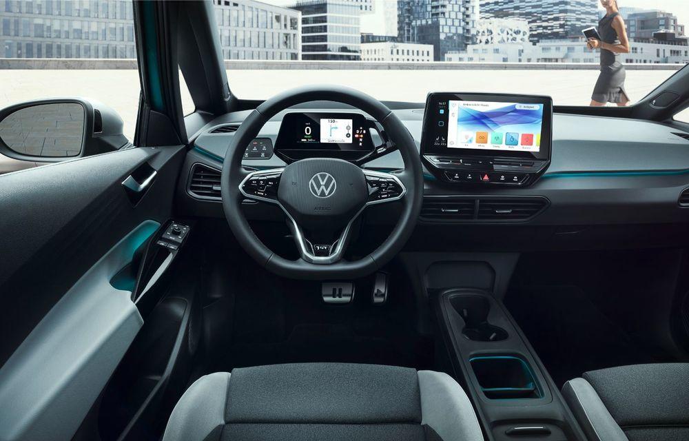 Am văzut noul Volkswagen ID.3 înaintea tuturor: toate detaliile despre revoluția electrică VW - Poza 22
