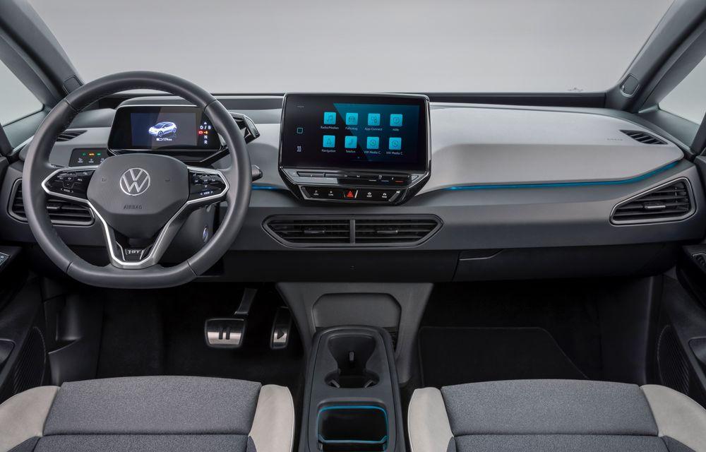 Am văzut noul Volkswagen ID.3 înaintea tuturor: toate detaliile despre revoluția electrică VW - Poza 78