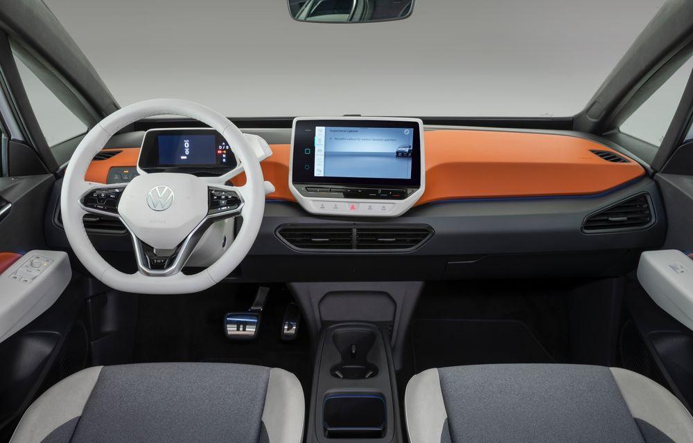 Am văzut noul Volkswagen ID.3 înaintea tuturor: toate detaliile despre revoluția electrică VW - Poza 47