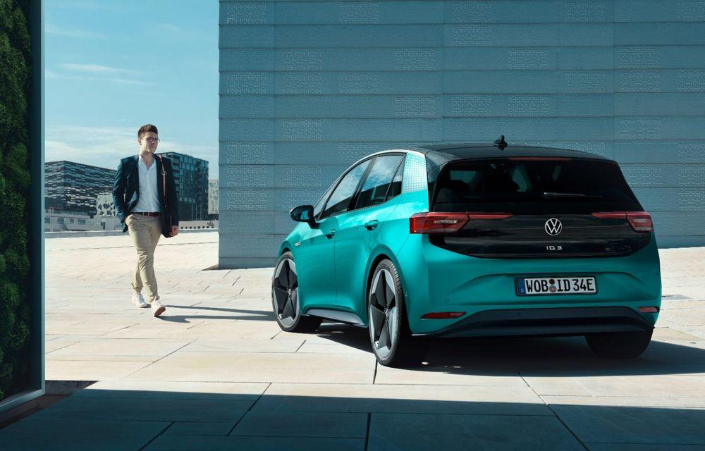 Am văzut noul Volkswagen ID.3 înaintea tuturor: toate detaliile despre revoluția electrică VW - Poza 14