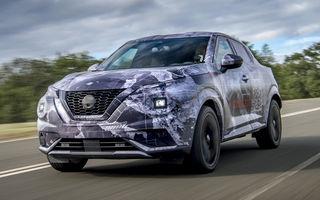 Un teaser video nou cu viitoarea generație Nissan Juke: SUV-ul nipon va fi prezentat în 3 septembrie