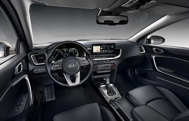 Kia lansează versiuni plug-in hybrid pentru XCeed și Ceed Sportswagon: autonomie de 60 de kilometri, vânzările încep în 2020 - Poza 12