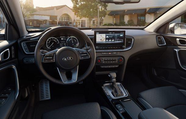 Kia lansează versiuni plug-in hybrid pentru XCeed și Ceed Sportswagon: autonomie de 60 de kilometri, vânzările încep în 2020 - Poza 6