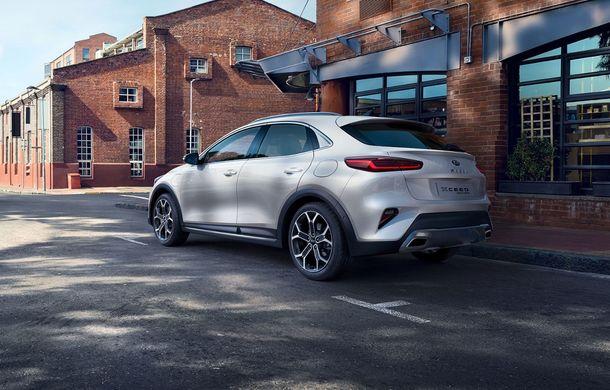 Kia lansează versiuni plug-in hybrid pentru XCeed și Ceed Sportswagon: autonomie de 60 de kilometri, vânzările încep în 2020 - Poza 18
