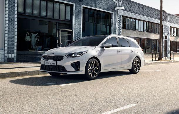 Kia lansează versiuni plug-in hybrid pentru XCeed și Ceed Sportswagon: autonomie de 60 de kilometri, vânzările încep în 2020 - Poza 9