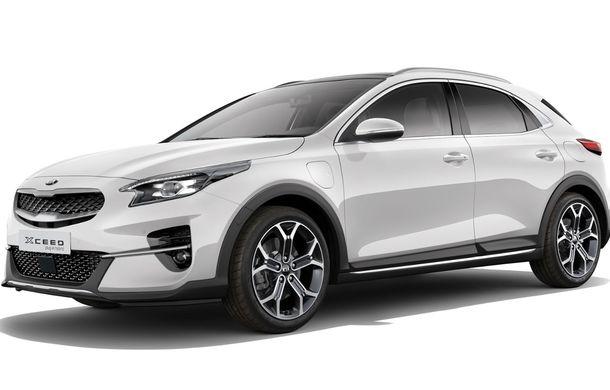 Kia lansează versiuni plug-in hybrid pentru XCeed și Ceed Sportswagon: autonomie de 60 de kilometri, vânzările încep în 2020 - Poza 14